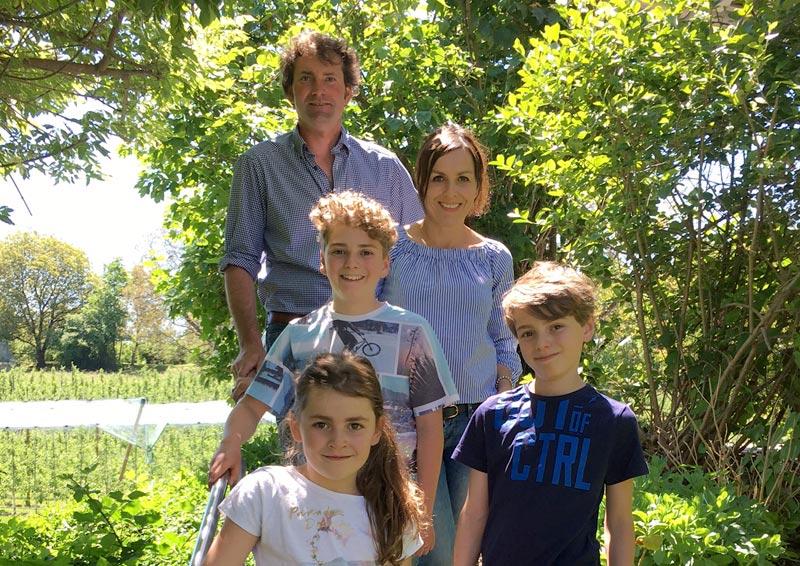 familie Weishaupt-Steffelin